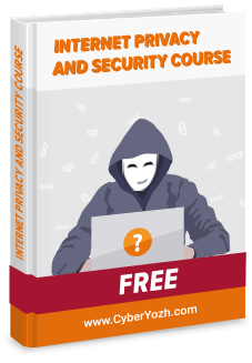 Internet Privacy and Security course by CyberYozh security group